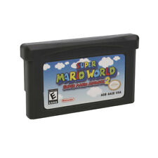 Game Boy Advance Super Mario Brothers 2 GBA Game Card Gift Children Adult