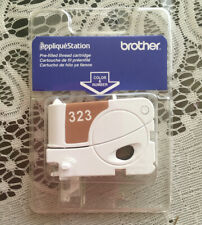 Brother Applique Station Thread Cartridge  # 323 Gold/brown