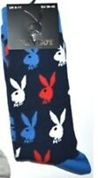 1 Pair of Mens Ladies Playboy Bunny Stripe Target Ankle Socks Shoe Size 6-11 A14