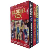 Blockbuster Baddiel Box Collection 3 Books Set Animalcom By David Baddiel New