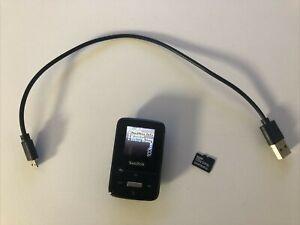 sandisk Sansa Clip Lettore MP3 con micro sd 16mb