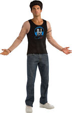 Jersey Shore Pauly D Costume Shirt w Printed Tattoos Fits 44-46 Jacket Size New