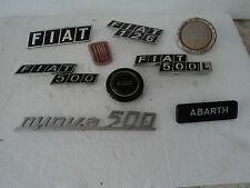 FIAT   500  D   F  L    -   STEMMI   VARI