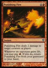 Punishing Fire foil | nm - | Zendikar | Magic mtg