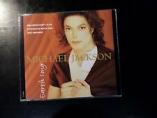 CD SINGLE - MICHAEL JACKSON - EARTH SONG