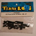 Team Losi Heavy Duty Rod Ends and Balls 8B 8T 1/8th Buggy Truggy Rc LOSA6044