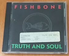 Truth and Soul by Fishbone (CD, Sep-1988, Columbia (USA))