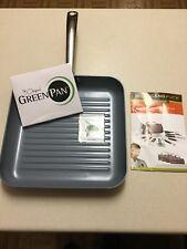 The Original Green Pan (square Thermolon Non Stick). Maroon New