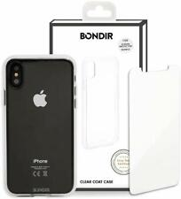 BRAND NEW OEM RETAIL PACKAGE BONDIR Protective iPhone Case Clear, iPhone XS Max