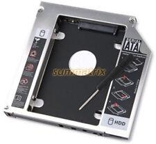 SATA 2nd HDD SSD Hard Drive Caddy for 12.7mm Universal CD / DVD-ROM Optical Bay