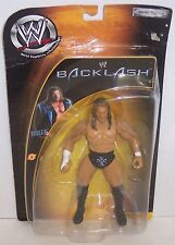 "New! 2002 Jakk's Pacific Backlash Series #1 ""Triple H"" Action Figure WWE [1128]"