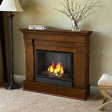 Real Flame Chateau Electric Fireplace Heater Model 3 Colors RealFlame