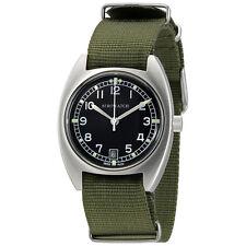 Aerowatch Black Dial Green  Mens Watch A 42971 AA02
