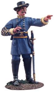 Confederate General Albert Johnston WM Britains American Civil War MIB Set 31081