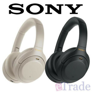 NEW Sony WH-1000XM4 Wireless Bluetooth Noise Cancelling Over-Ear Headphones