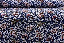 Indian Fabric Decorative Material Crafting Cotton Sewing By 2.5 Metre Fabric Art