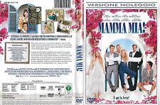 MAMMA MIA! (2008) dvd ex noleggio