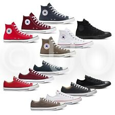 Unisex Converse Chuck Taylor All Star Classic OX Lo Hi Canvas Trainers Retro