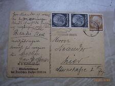 Normalformat Sammler Motiv Kartenmaterial aus Deutschland