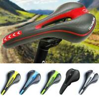 Mountain MTB Gel Extra Comfort Saddle Bike Bicycle Cycling Seat Soft Cushion·Pad