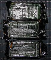 """Israeli Bandage 4"""" Trauma Wound Dressing Bandage IDF ISSUE 3 PACK - NEW"""