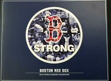 """BOSTON RED SOX 2013 YEARBOOK """"B STRONG"""" - PHOTO ALBUM, WORLD SERIES CHAMPIONS"""