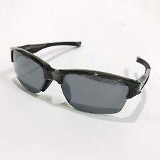 Oakley Sunglasses * Halflink 9251-02 Grey Smoke Black Iridium COD PayPal