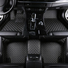 8 Colors Car Interior Carpet Z16B8 Floor Mat For Lexus RX450h 2009-2017 Zebra