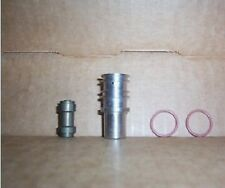 AXOD AXODE AX4S AX4N Updated Boost Valve Kit O'ring Type Sleeve New 1986-On Ford