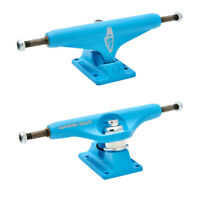 "Independent Skateboard Trucks Lizzie Armanto Hollow Blue 129 (7.6"") Pair"