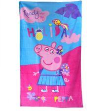 Peppa Pig Holiday Handtuch Strandtuch 70 x 120