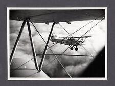 HAWKER HIND K5373 ORIGINAL VINTAGE AIR MINISTRY PHOTO RAF 21 SQN