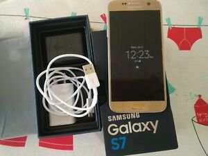 Samsung Galaxy S7 SM-G930A - 32GB - Gold