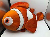 Large Finding Nemo Plush Kids Soft Stuffed Toy Doll Clown Fish Disney Pixar Dory