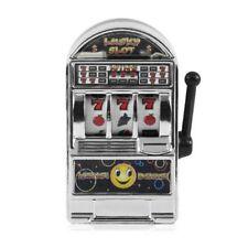 Mini Casino Jackpot Fruit Slot Machine Money Box Game Toy For Kids Adult Dec 5A4