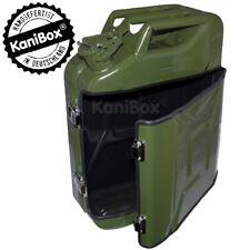 KaniBox DIY Benzinkanister zum do it yourself Ausbau als Mini-Bar Geschenk G