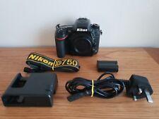 Fotocamera Reflex Digitale Nikon D750 24.3MP - Nero (Solo Corpo)