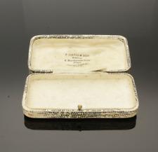 VINTAGE JEWELLERY BROOCH PRESENTATION BOX