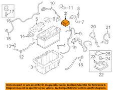 LAND ROVER OEM 13-16 Range Rover 5.0L-V8-Battery LR047630