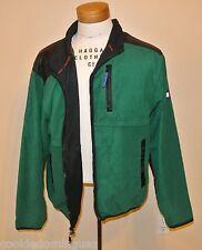 "Tommy Hilfiger Coldstop Waterstop & Fleece Jacket Coat Large Vintage Chest 49"""
