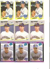 18 CARD ERIK HANSON BASEBALL CARD LOT        903