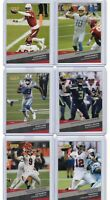 JOE BURROW-14-CARD 2020 NFL INSTANT WEEKLY PASS SET, LAMB, BRADY, WILSON, & MORE