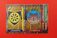 Panini Calciatori 2000 N. 667 CARRARESE CITTADELLA  SCUDETTO NEW EDICOLA!!