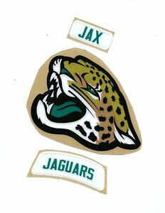 Jaguars Football Helmet Decals Free Shipping