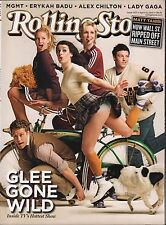 Rolling Stone April 15 2010 Glee, Jane Lynch, Cory Monteith EX 121815DBE2