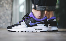 Nike Air Max Zero QS Running Baskets Gym Casual-UK 11 (EUR 46) Noir Persian