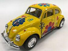 Volkswagen Beetle 67 1:32 Scale KT.5057.DF Yellow