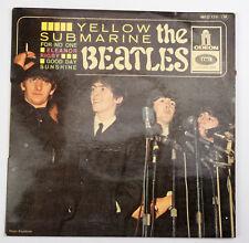 EP 45T the Beatles  yellow submarine Odéon MEO 126 bon état