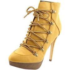 Calzado de mujer botines Color principal Beige Talla 39