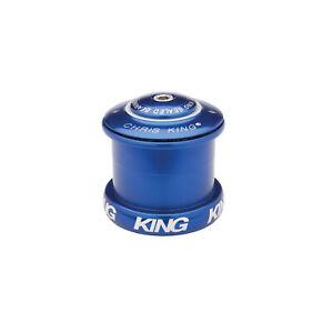 "Chris King InSet 5 Headset, 1-1/8-1.5"" 49mm Navy"